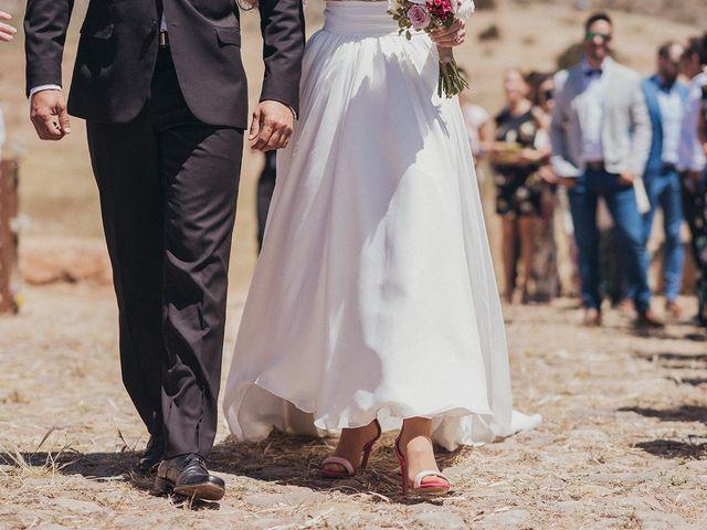 La boda de Rocío y Alejandro en San Jose, Almería 38