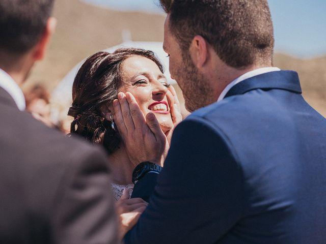 La boda de Rocío y Alejandro en San Jose, Almería 39