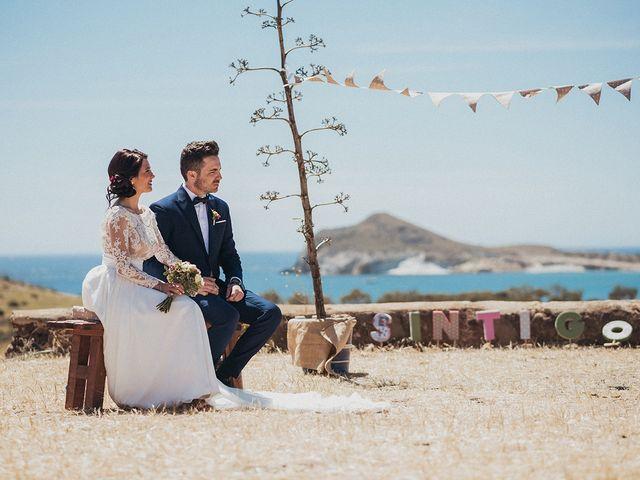 La boda de Rocío y Alejandro en San Jose, Almería 41