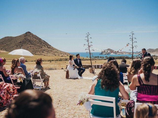 La boda de Rocío y Alejandro en San Jose, Almería 42