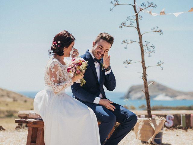 La boda de Rocío y Alejandro en San Jose, Almería 43
