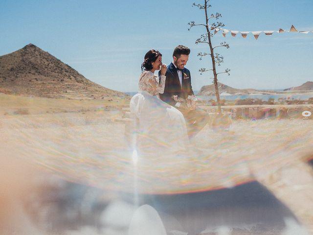 La boda de Rocío y Alejandro en San Jose, Almería 44