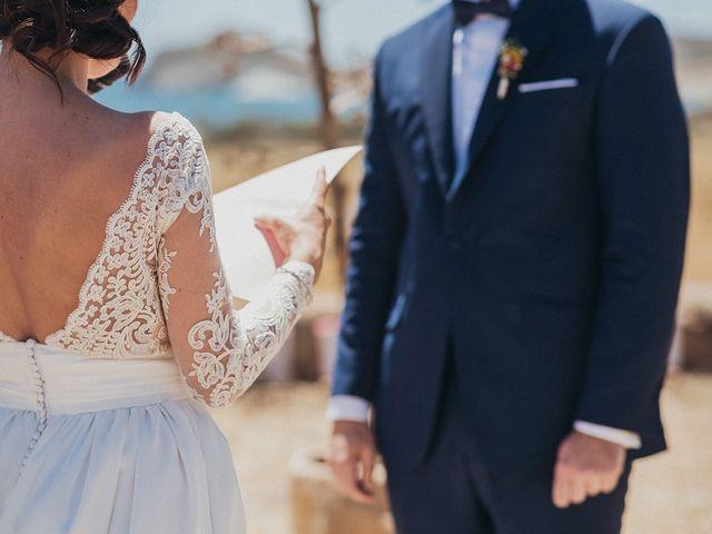 La boda de Rocío y Alejandro en San Jose, Almería 45