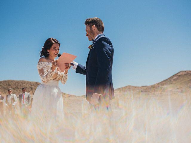 La boda de Rocío y Alejandro en San Jose, Almería 46