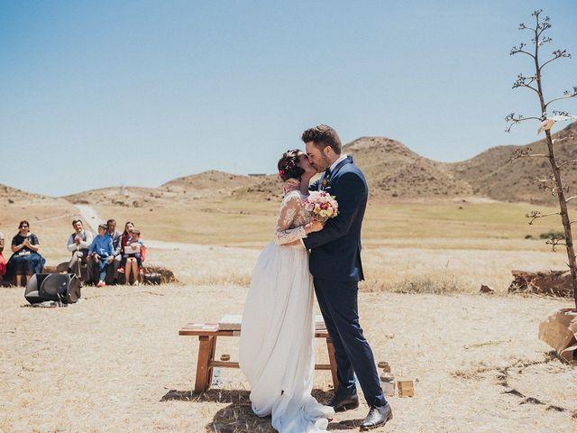La boda de Rocío y Alejandro en San Jose, Almería 47