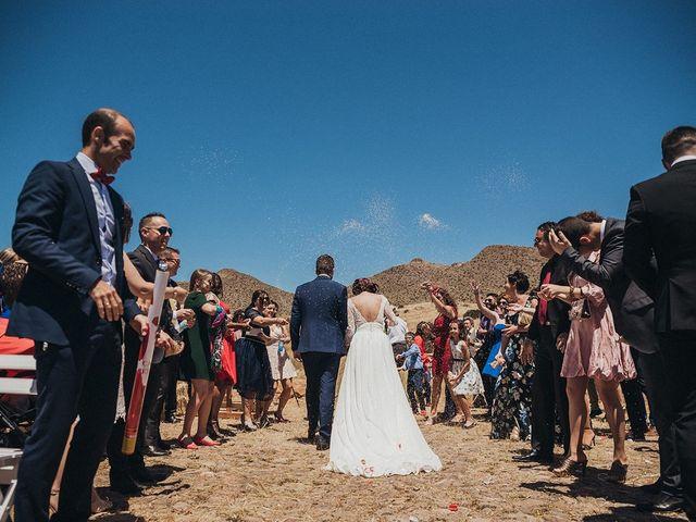 La boda de Rocío y Alejandro en San Jose, Almería 48