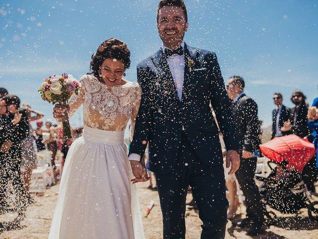 La boda de Rocío y Alejandro en San Jose, Almería 49