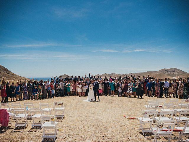 La boda de Rocío y Alejandro en San Jose, Almería 50