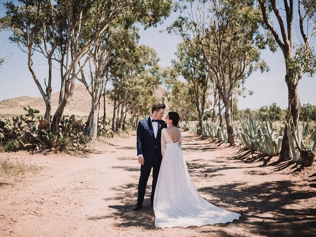 La boda de Rocío y Alejandro en San Jose, Almería 52