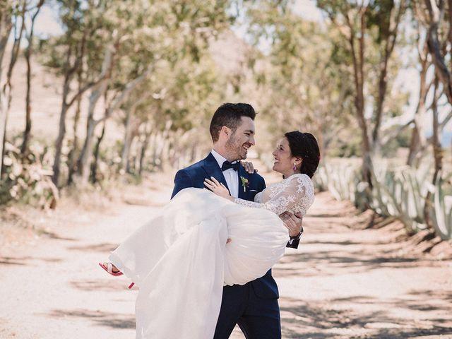 La boda de Rocío y Alejandro en San Jose, Almería 53