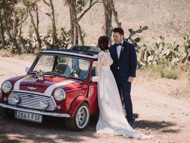La boda de Rocío y Alejandro en San Jose, Almería 54