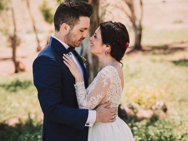 La boda de Rocío y Alejandro en San Jose, Almería 57