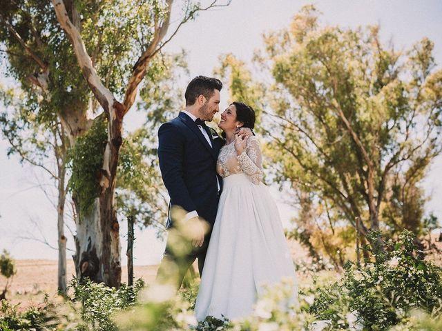 La boda de Rocío y Alejandro en San Jose, Almería 59