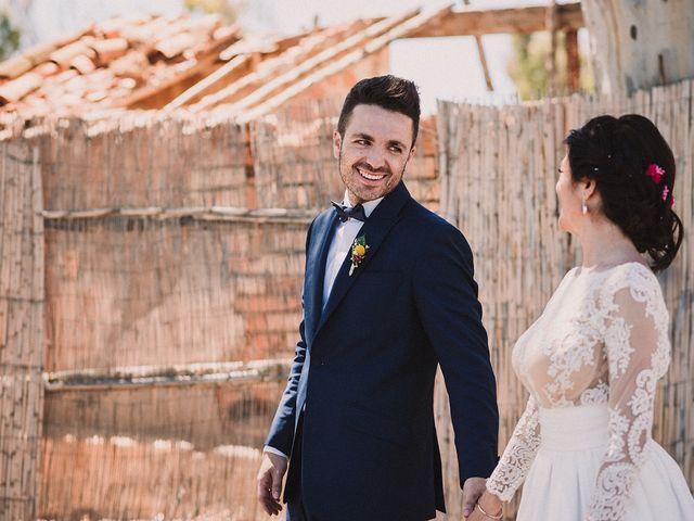 La boda de Rocío y Alejandro en San Jose, Almería 61