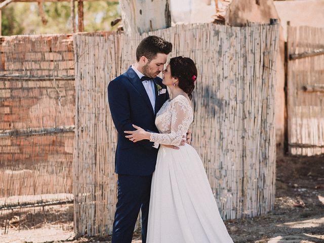 La boda de Rocío y Alejandro en San Jose, Almería 62