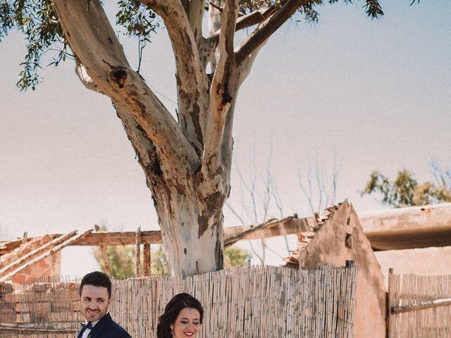 La boda de Rocío y Alejandro en San Jose, Almería 63