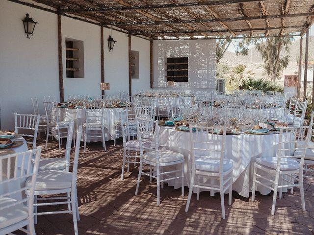 La boda de Rocío y Alejandro en San Jose, Almería 64