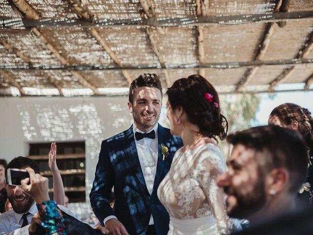La boda de Rocío y Alejandro en San Jose, Almería 67