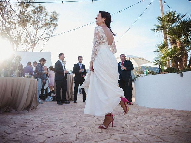 La boda de Rocío y Alejandro en San Jose, Almería 72