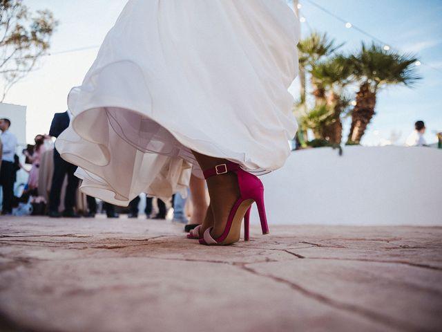 La boda de Rocío y Alejandro en San Jose, Almería 73