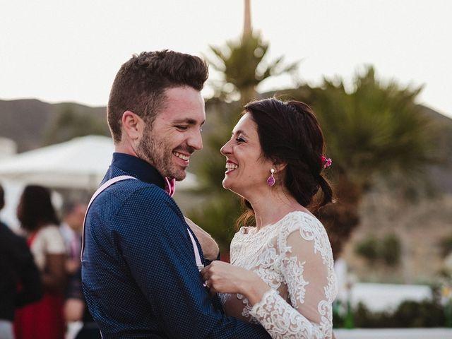 La boda de Rocío y Alejandro en San Jose, Almería 74