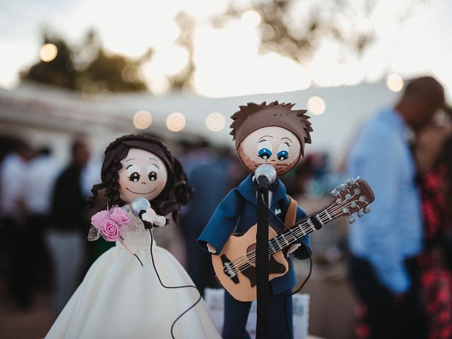 La boda de Rocío y Alejandro en San Jose, Almería 77