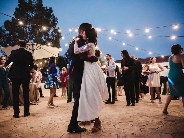 La boda de Rocío y Alejandro en San Jose, Almería 79