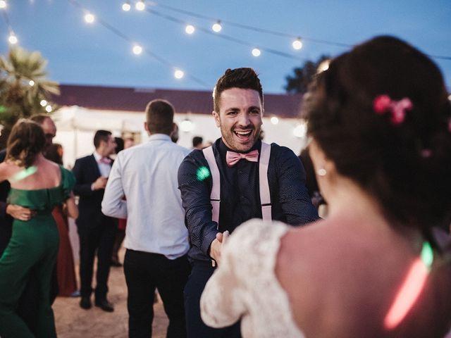 La boda de Rocío y Alejandro en San Jose, Almería 80