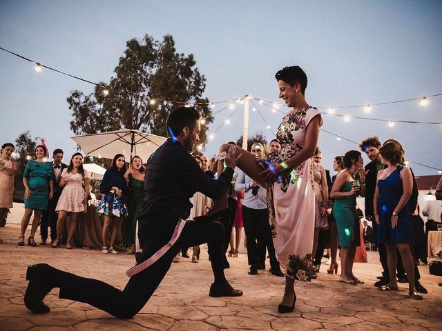 La boda de Rocío y Alejandro en San Jose, Almería 81