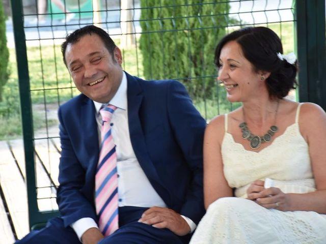 La boda de Ernesto y Ines en Zaragoza, Zaragoza 5