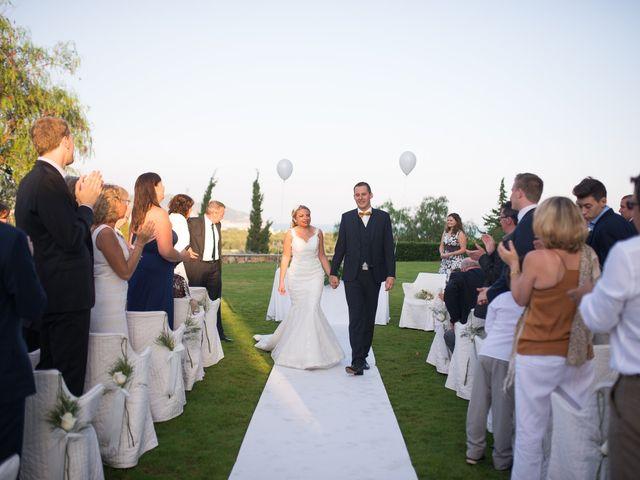 La boda de Elodie y Pierre