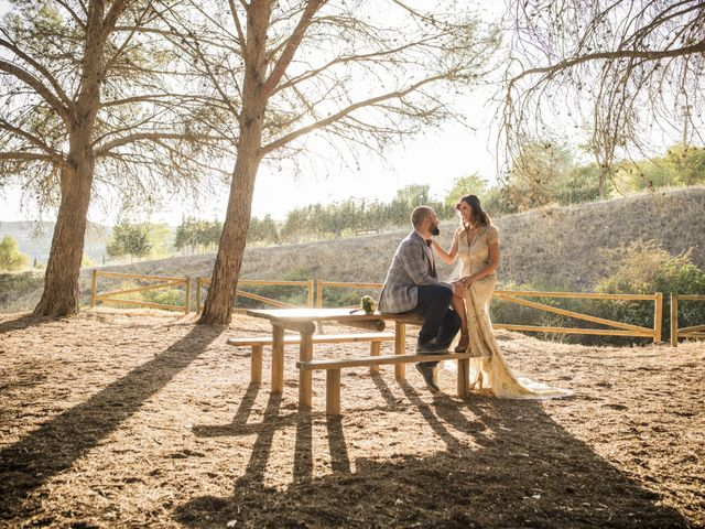 La boda de Raúl y Ana en Valdilecha, Madrid 23