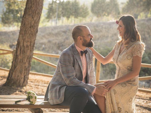 La boda de Raúl y Ana en Valdilecha, Madrid 24