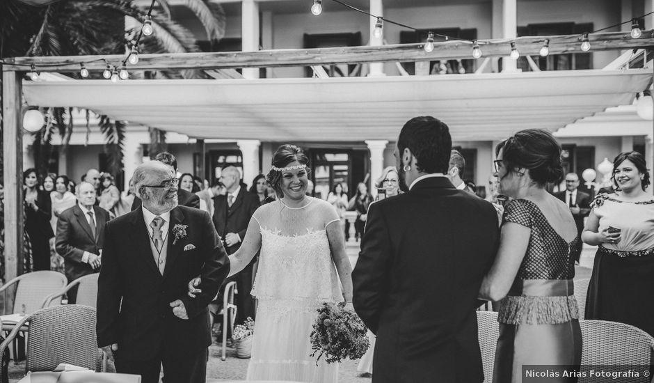 La boda de Rubén y Bea en Benicàssim/benicasim, Castellón