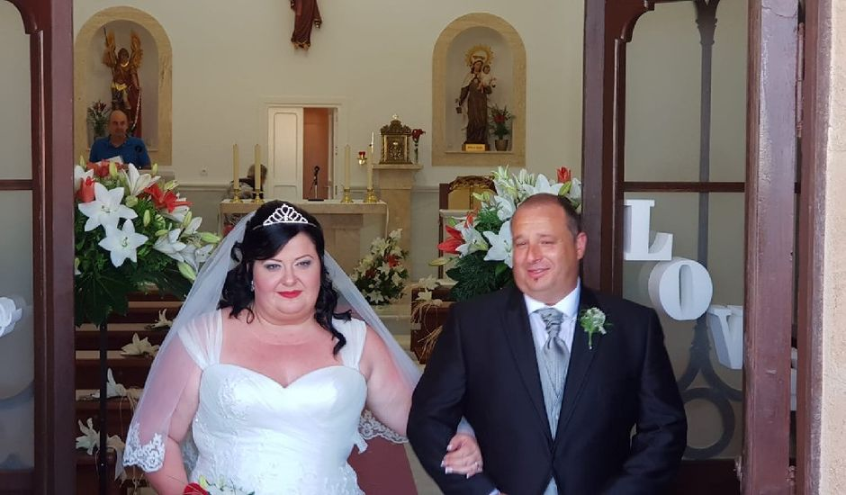 La boda de Antonio y Sonia en Almería, Almería