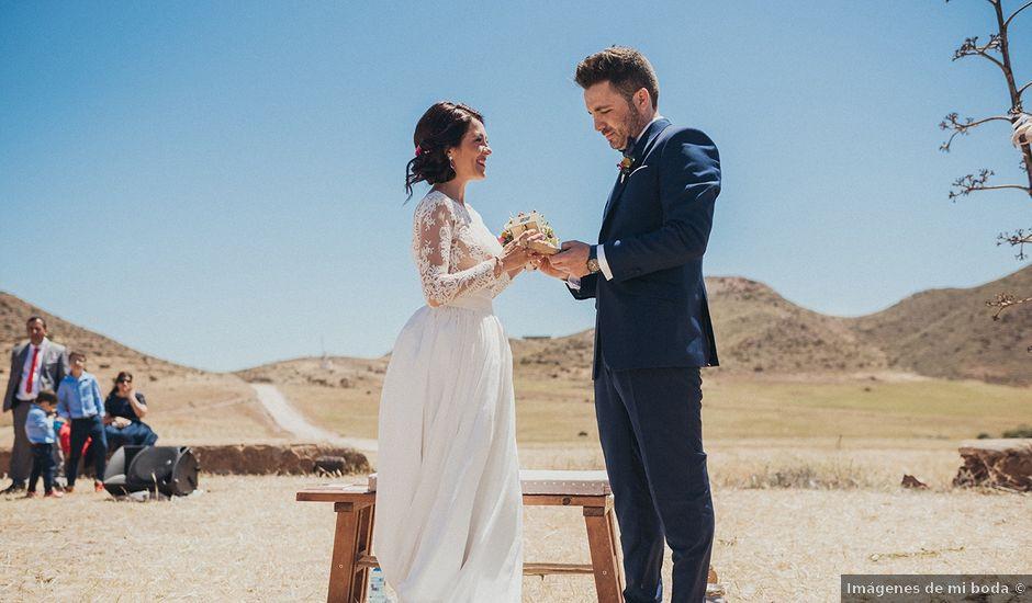 La boda de Rocío y Alejandro en San Jose, Almería