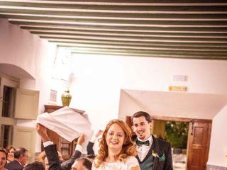 La boda de Maria y Pelayo