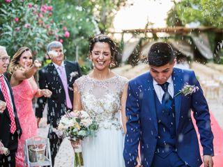 La boda de María y Gabriel
