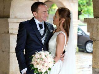 La boda de Marian y Sergio