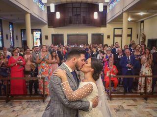 La boda de Sandra y Adrián 1