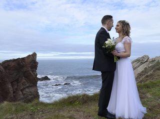 La boda de Sara y Davir