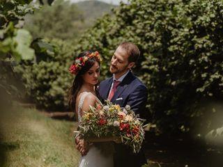 La boda de Marina y Miguel