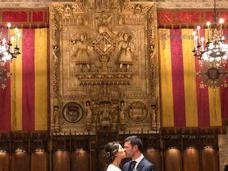 La boda de Edgard y Marta 1