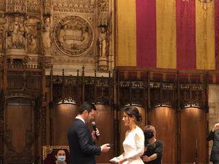 La boda de Edgard y Marta 2