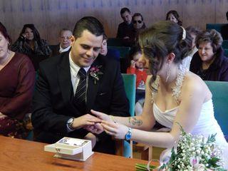 La boda de Carolina  y David  2