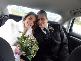 La boda de Carolina  y David
