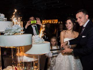 La boda de Andrea y Jose Alberto