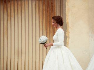 La boda de Estel·la y Pau 1