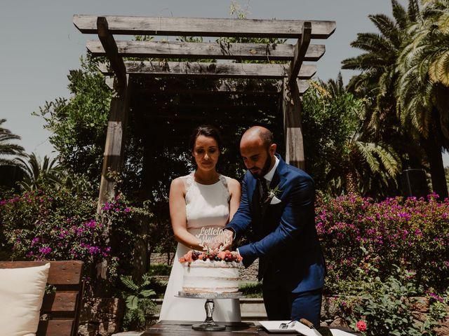 La boda de Leticia y Marcos