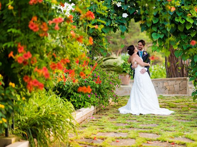 La boda de Luke y Silvia en Palma De Mallorca, Islas Baleares 18